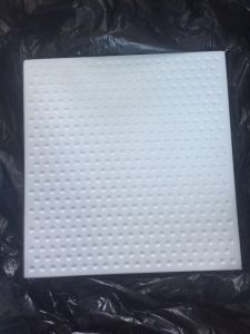 Glass Fiber Filled PTFE Etched One Side Sheet pictures & photos