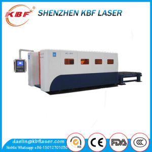 Metal Plate and Pipe High Precision Optical Fiber Laser Cutter pictures & photos