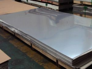 Manufacturer Wholesale 2b Hl 8k Finished Surface 0.3-3mm 304 Stainless Steel Cold Rolled 4X8 Steel Sheet pictures & photos