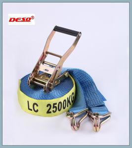 Ajustable Retractable Strap Ratchet Tie Down pictures & photos