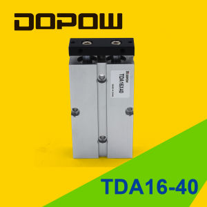 Dopow Tn (TDA) 16-40 Twin-Rod Cylinder Bore Double Action pictures & photos