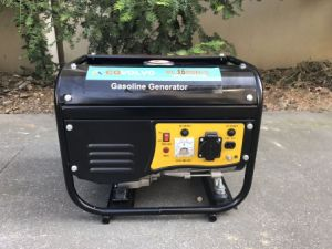 1kw Portable Gasoline Generator with Ce, Son, PC Certificates pictures & photos