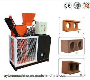 Qts1-25 Motor Interlock Clay Block Making Machine Soil Brick Machine pictures & photos