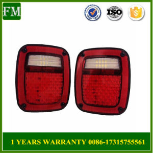 LED Tail Lights Light for Jeep Wrangler Tj 1998-2006 Year pictures & photos