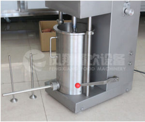 GS-12 Hot Sale Stainless Steel Sausage Making Machine for Kitchen Use pictures & photos