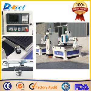 Good Price CNC Advertising Engraving Router Machine for Wood/Plastic pictures & photos