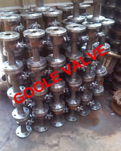 150lb Uni-Body Flanged High Temperature Ball Valve (GAQ41M) pictures & photos
