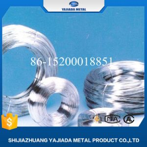 China Galvanized Soft Binding Wire Manufacturers pictures & photos