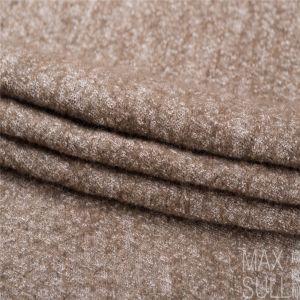 Wool /Cotton Fabric for Autumn/Winter in Khaki