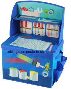 Kids Storage Box with Carton Design (GSA9147)