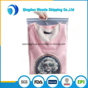 Hot Selling Custom Clothes Packaging Ziplock Bag for Clothing pictures & photos