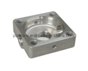 OEM Custom Precision Aluminum Metal CNC Machining Machined Milling Part pictures & photos