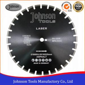 Laser saw blade: 500mm asphalt cutting blade pictures & photos