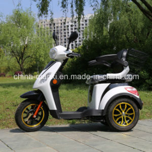 Ce Approved Three Wheel Motorcycle for The Disabled pictures & photos