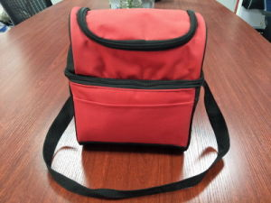Fashion Red and Black Cooler Bags