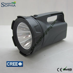 Rechargeable Flashlight, LED Emergency Light, LED Flashlight, LED Handle Light, Torch Light, LED Military Light, LED Torch, LED Lantern pictures & photos