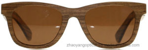 New Style Popular Perfect Wood Sunglasses High-End pictures & photos