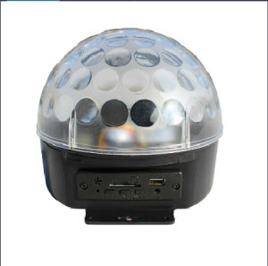 Disco Party Light Crystal LED Magic Ball (JR-169) pictures & photos