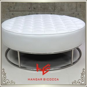 Hotel Stool (RS161806) Stool Bar Stool Cushion Outdoor Furniture Store Stool Shop Stool Living Room Stool Restaurant Furniture Stainless Steel Furniture pictures & photos