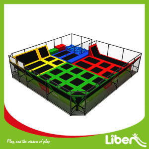 China Children Cheap High Quality Indoor Trampoline Park for Sale pictures & photos