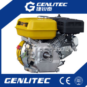 High Quality 5.5HP Single Cylinder Gasoline Engine pictures & photos