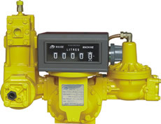 Tcs Flow Meter / LC Flow Meter / Volumetric Flow Meter\Mseries Positive Displacment Flow Meter pictures & photos
