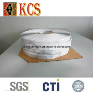 Single Sided Adhesive Butyl Tape with Aluminum pictures & photos