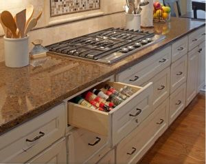 Modern Luxury Solid Wood Kitchenette pictures & photos