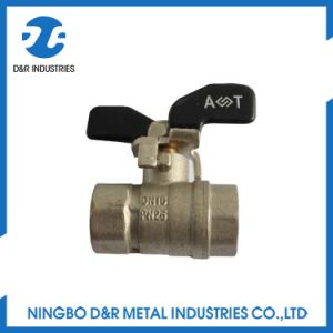 Wholesale Brass Ball Valve Dn15 Pn 25 pictures & photos