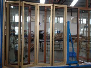 Aluminum Folding Door Entrance Door pictures & photos