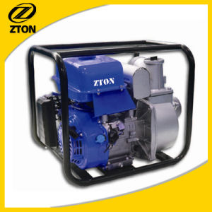 4 Inch Water Pump with Gasoline Engine (ZTON) Wp40 pictures & photos