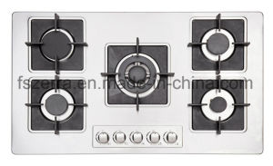 Good Price Built-in Gas Hob Stove with High Quality Jzs85212 pictures & photos