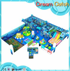 High Quality Large Kids Indoor Soft Playground for Sale pictures & photos
