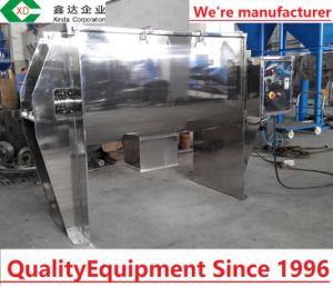 Horizontal Food Powder Ribbon Blender pictures & photos
