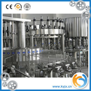 Beverage Bottling Carbonated Filling Machine pictures & photos