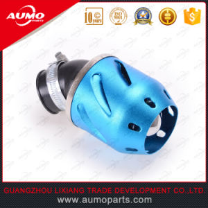 Motorcycle Air Filter Assy with Silver Red and Blue pictures & photos