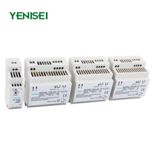 Dr-15-12 15W Single Output 120VAC 230VAC to 12VDC 1.25A Industrial DIN Rail Power Supply pictures & photos