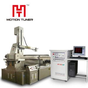 Aluminum Big Worktable High Speed CNC Wire Cut Machine pictures & photos