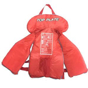 Good Nylon and EPE Foam Life Jacket (HX15J06) pictures & photos