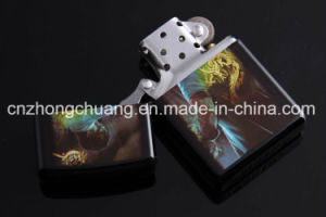 Metal Signage Printing Machine UV Inkjet Flatbed Printer pictures & photos