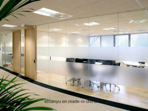 2017 Newest Style Aluminium Office Partition pictures & photos