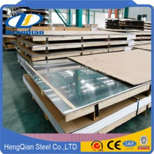 ASTM 201 304 316 316L Stainless Steel Sheet for Industry pictures & photos