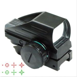 New Tactical Reflex Red Green 4 Reticle Holographic DOT Sight pictures & photos