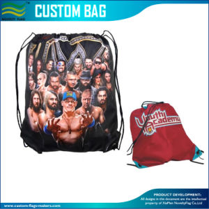 Waterproof Drawstring Sports Outdoor Travel Gym Rucksack Bag (M-NF29F14030) pictures & photos