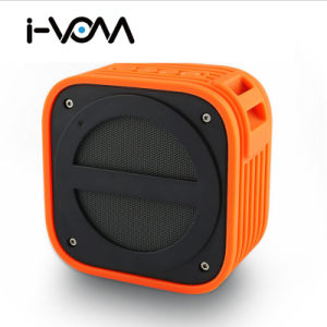 Good Square Shape Mini Portable Bluetooth Wireless Speaker pictures & photos