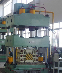 Single Action Hydraulic Stamping Press (Y27) pictures & photos