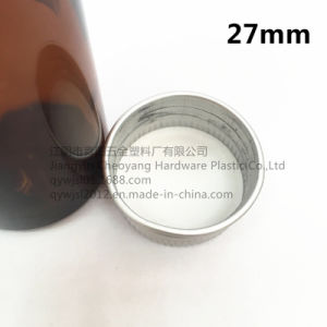 27mm Aluminum Rolling Wire Cap for Medicine pictures & photos