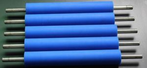 Polyurethane Roller, Rubber Roller, Convey Roller, Silicon Rubber Rollers,  Cooling Steel Rollers pictures & photos