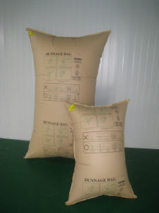 High Quality Inflatable Cargo Protect Kraft Air Dunnage Bag for Container pictures & photos