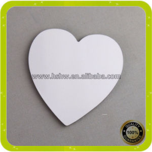 Custom Sublimation Hardboard Blank Fridge Magnets for Heat Transfer